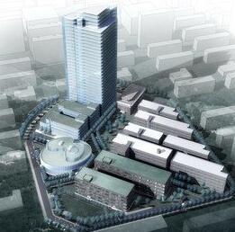 超高层框筒结构综合楼工程施工组织设计