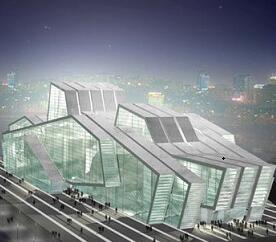 某框剪结构大型剧院工程施工组织设计