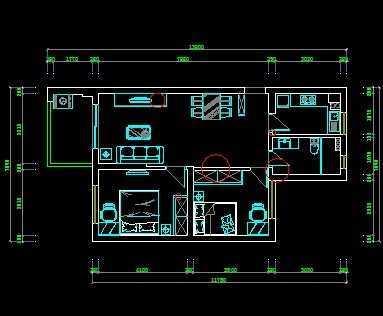 室内装饰设计图