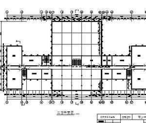 膨胀土防水毡_某青少年活动中心毕业设计免费下载 - 建筑毕业设计 - 土木工程网