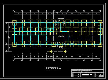 4层办公楼毕业设计(含计算书,工程量计算,图纸,实习总结,日记)