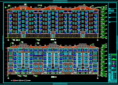 产业园土建工程毕业设计(含计算书、图纸)