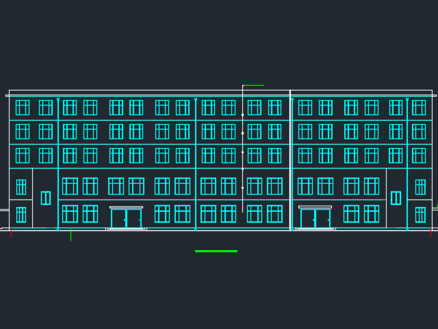 6900平米五层框架综合楼毕业设计(含毕设任务书、开题报告)