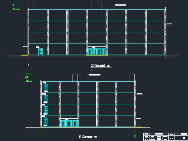 7312.5平米四层框架结构商场毕业设计(含开题报告、图纸、任务书)