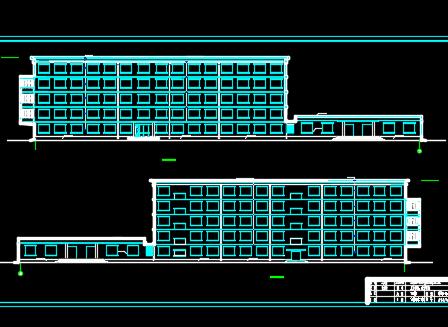 五层框架结构办公楼毕业设计