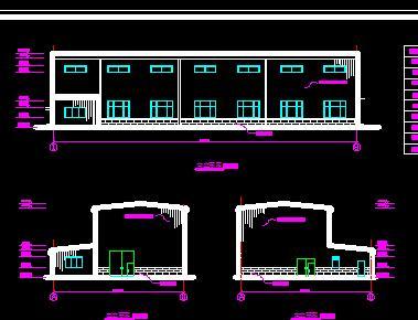 轻型门式刚架结构厂房毕业设计计算书及图纸