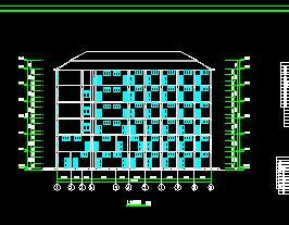 六层框架办公楼全套毕业设计