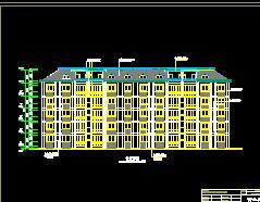 5层砖混住宅楼毕业设计(含计算、施组及图纸)