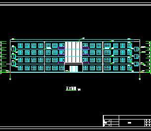 四层框架结构办公楼毕业大润发娱乐游戏(含计算、图纸及PKPM模型)