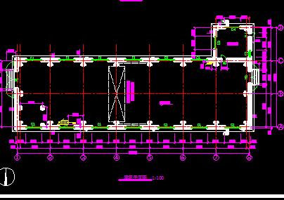 单层钢结构厂房工程毕业设计(含计算书,全套图纸)