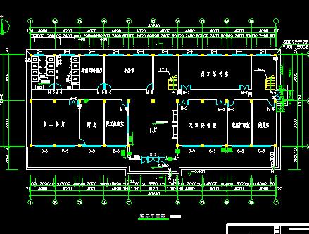 五层框架结构办公楼工程毕业设计 (含计算书、建筑图,结构图、实习报告,PKPM,答辩PPT)