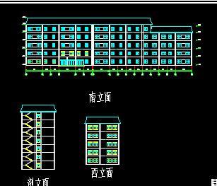 6层办公楼毕业设计计算书及图纸(含施组)