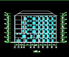 某框架综合办公楼全套毕业设计(含计算、图纸及报告等)