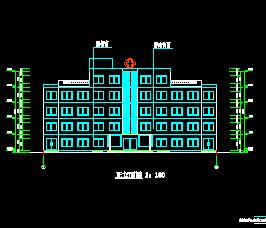 框架�Y���t院住院�墙ㄖ�全套���I�O�