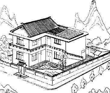 城乡住宅优秀设计图集锦