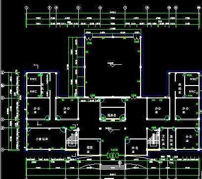 行政办公大楼设计图