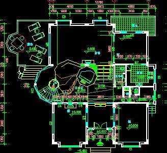 三层别墅图纸免费下载 - 别墅图纸 - 土木工程网
