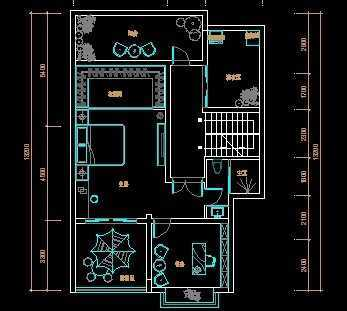 别墅平面图