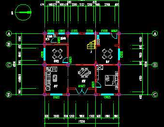 新农村别墅设计图免费下载 - 别墅图纸 - 土木工程网