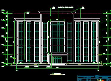 办公楼建筑施工图纸