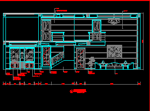 90平方米二层别墅建筑施工图纸