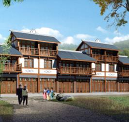 160平方米三层别墅建筑设计图纸