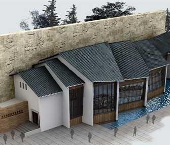 某展览馆建筑概念设计文本