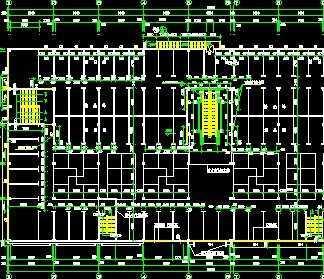 商场设计图纸免费下载 - 建筑规划图 - 土木工程网