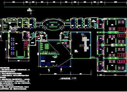 幼儿园平面设计图