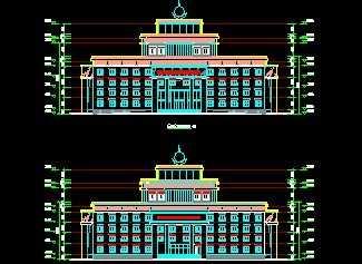 某藏式酒店设计图纸免费下载 - 建筑户型平面图图片