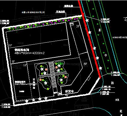 厂房规划设计图纸