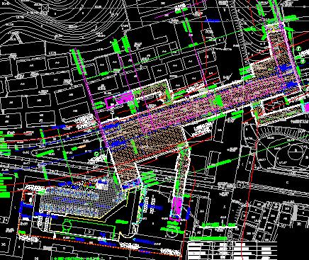 地铁平面规划设计图