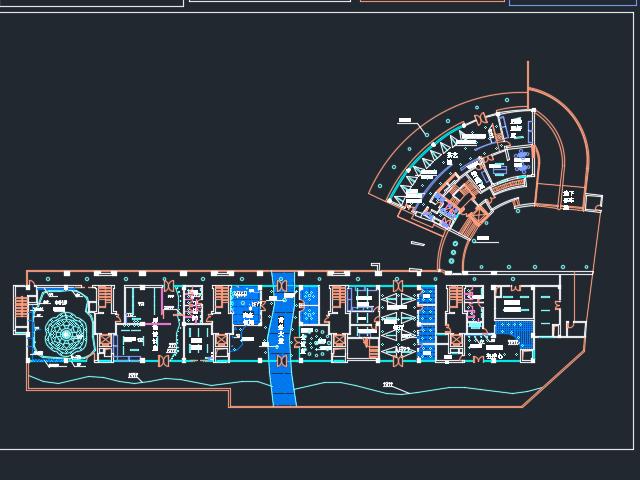 商场布置规划设计图