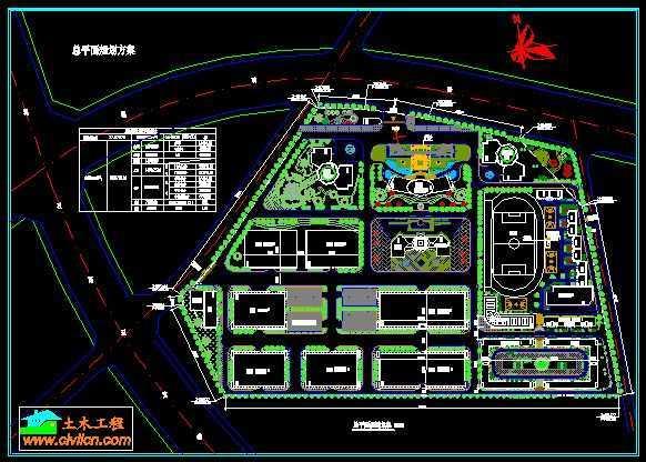 工业园规划_工业园规划图