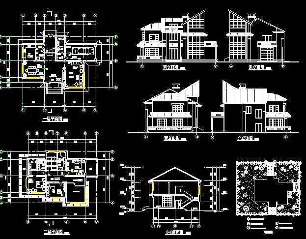 首页 03  建筑设计 03  建筑图纸 03  工业,农业建筑 03 正文