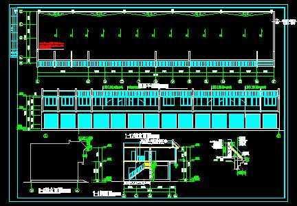 川南民居住宅楼设计方案施工图