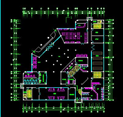 某22层宾馆方案设计图