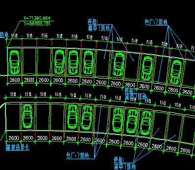 停车场建筑设计图纸