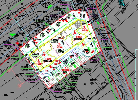 二十九层安置房全套施工图纸(含建筑结构水电暖)