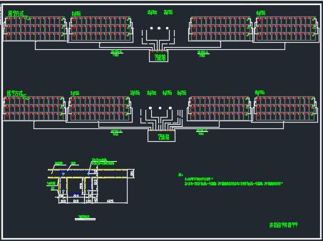 1MW光伏电站设计图纸