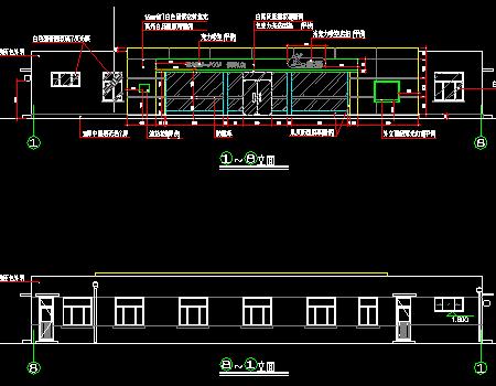 某加油站形象改造施工图
