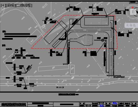 污水处理厂全套施工图纸(含建筑结构、水电、绿化)