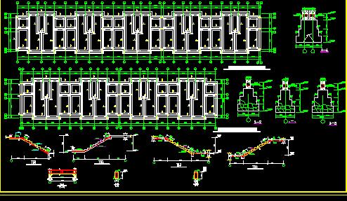 多层住宅楼施工图