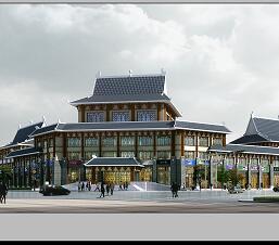 四层框架结构办公综合楼全套澳门威尼斯网上娱乐纸(含全专业)