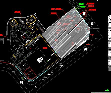 综合建筑水暖电工程全套施工图纸