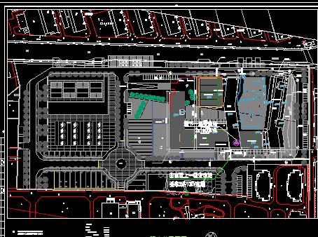 十一层教学楼建设水暖电施工图纸(含节能设计)