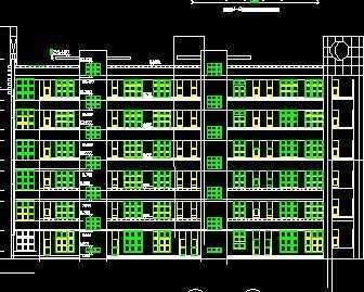 住宅楼设计图纸