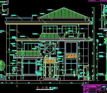 某别墅设计图