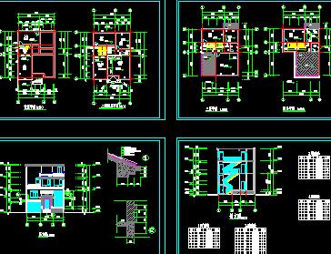 农村自建房建筑设计图