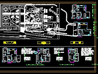 某住宅楼建筑设计图